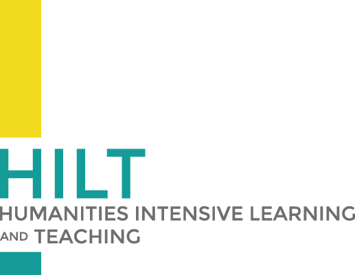 Humanities Intensive Learning + Teaching