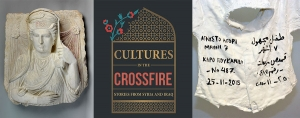 Cultures in the Crossfire exhibit